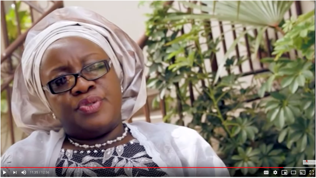 Mulikat Adeola-Akande: First Female Majority Leader of House of Reps